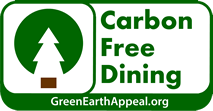 Carbon Free Dining - Green Earth Appeal