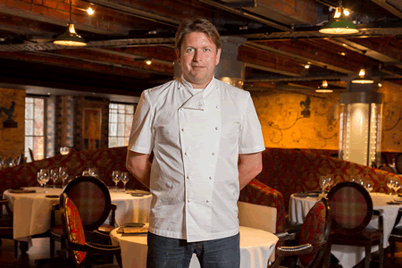 Green Earth Appeal - James Martin Manchester